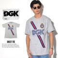 DGK ディージーケー 半袖Tシャツ CREST TEE DT-3610 7V3299