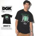DGK ディージーケー 半袖Tシャツ CURRENCY TEE DT-3614 7V3302