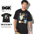 DGK ディージーケー 半袖Tシャツ TOOLS OF THE TRADE TEE DT-3616 7V3304