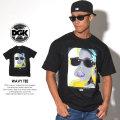 DGK ディージーケー 半袖Tシャツ WAVY TEE DT-3767 7V5399