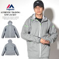 MAJESTIC マジェスティック トラックトップ AUTHENTIC TRAINING KNIT JACKET XM23-GRY5-MAJ0029 7V5419