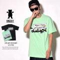 GRIZZLY グリズリー 半袖Tシャツ メンズ STEADY ROCKIN S/S TEE (GMA1801P03)
