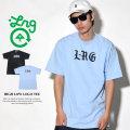 LRG エルアールジー 半袖Tシャツ メンズ HIGH LOW LOGO TEE (C181022)