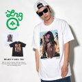 LRG エルアールジー 半袖Tシャツ メンズ HEART N SOUL TEE (C181029)
