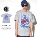 DGK ディージーケー 半袖Tシャツ GET MONEY TEE (DT-4018)