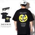 10DEEP テンディープ 半袖Tシャツ ENJOY YR TRIP TEE (181TD4301)