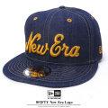 NEW ERA ニューエラ スナップバックキャップ 9FIFTY New Eraロゴ インディゴデニム×コパー (11559013)