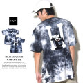 HUF×FELIX ハフ×フィリックス コラボ 半袖Tシャツ FELIX CLASSIC H WASH S/S TEE (TS00436)