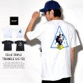 HUF×FELIX ハフ×フィリックス コラボ 半袖Tシャツ FELIX TRIPLE TRIANGLE S/S TEE (TS00439)