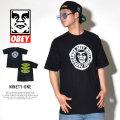 OBEY オベイ 半袖Tシャツ NINETY-ONE (163081745)
