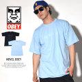 OBEY オベイ 半袖Tシャツ NOVEL OBEY (163081778)