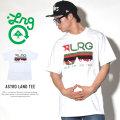 LRG エルアールジー 半袖Tシャツ ASTRO LAND TEE (J181048)