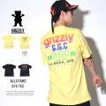 GRIZZLY グリズリー 半袖Tシャツ ALLSTARS S/S TEE (GMB1801P22)