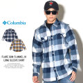 COLUMBIA コロンビア 長袖フランネルシャツ FLARE GUN FLANNEL III LONG SLEEVE SHIRT (AR8194)