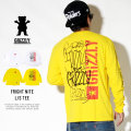 Grizzly Griptape 長袖Tシャツ SCRAWL L/S TEE GMC1802P04