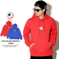 MISHKA ミシカ プルオーバーパーカー HIDE AND SEEK KEEP WATCH HOODIE MAW180466