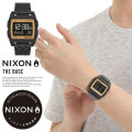 NIXON ニクソン リストウォッチ BASE ALL-BLACK/GOLD (A11071031)
