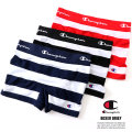 CHAMPION チャンピオン ボクサーブリーフ SEEMLESS STRIPE BOXER BRIEF (CM6-M292)