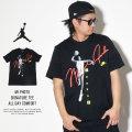 NIKE JORDAN ナイキ ジョーダン 半袖Tシャツ マイケルジョーダン サイン 写真 MJ PHOTO SIGNATURE TEE ALL DAY COMFORT AO0687