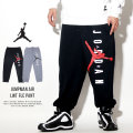 NIKE JORDAN ナイキ ジョーダン スウェットパンツ ジャンプマン JUMPMAN AIR LWT FLC PANT LIGHTWEIGHT COMFORT ICONIC GRAPHICS AR0031