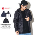 MAMMUT マムート ウィンドブレーカー CONVEY WB HOODED JACKET AF MEN 1012-00190