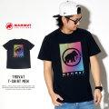 MAMMUT マムート 半袖Tシャツ TROVAT T-SHIRT MEN 1017-09862