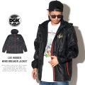 DGK ディージーケー ウィンドブレーカー LUX HOODED WIND BREAKER JACKET CJL-1016