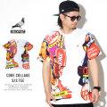 STAPLE ステイプル 半袖Tシャツ COKE COLLAGE S/S TEE 1902C5246