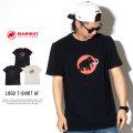 MAMMUT マムート 半袖Tシャツ MAMMUT LOGO T-SHIRT AF 1017-01480