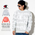 CHAMPION チャンピオン トレーナー REVERSE WEAVE CREW ALL OVER PRINT S2973