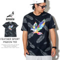 STAPLE ステイプル 半袖Tシャツ FEATHER SPORT PIGEON TEE 1904C5407