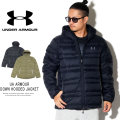 UNDER ARMOUR アンダーアーマー ダウンジャケット UA ARMOUR DOWN HOODED JACKET 1342738