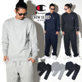 CHAMPION チャンピオン セットアップ C3-Q006&Q204 BASIC CREW SWEAT SETUP