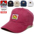 BEN DAVIS ベンデイビス カーブキャップ ストラップバックキャップ メンズ レディース 帽子 通販 BECT002