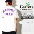 Anwar Carrots アンワー キャロッツ 半袖Tシャツ メンズ スケーター ストリート ファッション CS18-CFSS CATT001