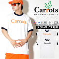 Anwar Carrots アンワー キャロッツ 半袖Tシャツ メンズ スケーター ストリート ファッション CS18-RSS CATT002