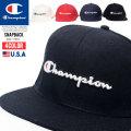 CHAMPION (チャンピオン) スナップバックキャップ メンズ H0805 CPCT001