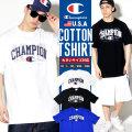 Champion チャンピオン 半袖Tシャツ メンズ 大きいサイズ HIPHOP ヒップホップ ストリート系 ファッション T1919G 549747 CPTT014