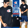 Champion チャンピオン Tシャツ メンズ 半袖 HIPHOP ヒップホップ ストリート系 ファッション 通販 Y06820 CPTT024