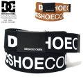DC SHOES ディーシーシューズ ガチャベルト メンズ レディース ロゴ スケボー スケーター ファッション 5430E827 小物 通販 DCAT042