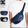 DC SHOES ディーシーシューズ ウェストポーチ メンズ レディース ロゴ スケボー スケーター ファッション 5430E812 鞄 通販 DCBT077