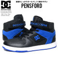 DC SHOES ディーシーシューズ ハイカットスニーカー メンズ PENSFORD ペンスフォード スケボー スケーター ファッション 靴 通販 DCFT142
