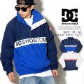 DC SHOES ディーシーシューズ ハーフジップジャケット メンズ 防水 ロゴ スケボー スケーター ストリート系 ファッション EDYJK03178 服 通販