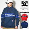 DC SHOES ディーシーシューズ ハーフジップ パーカー メンズ ロゴ スケボー スケーター ファッション EDYFT03391 服 通販 DCPT020