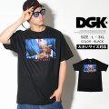 DGK ディージーケー 半袖Tシャツ メンズ 大きいサイズ ストリート系 スケーター ヒップホップ ファッション Ain't Easy T-Shirt DT-4169 DGTT169