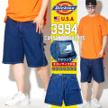 DICKIES ディッキーズ 3994 デニム ハーフパンツ メンズ 大きいサイズ DKDT027