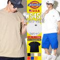 DICKIES ディッキーズ Tシャツ メンズ 半袖 大きいサイズ 胸ポケット WS450 DKTT002