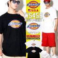 DICKIES ディッキーズ Tシャツ メンズ 半袖 大きいサイズ ロゴ WS45R DKTT009