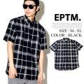 EPTM エピトミ 半袖シャツ サイドジップ EPOT008