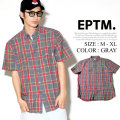 EPTM エピトミ 半袖シャツ サイドジップ EPOT009